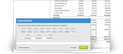 Quick create feature in quickbooks online