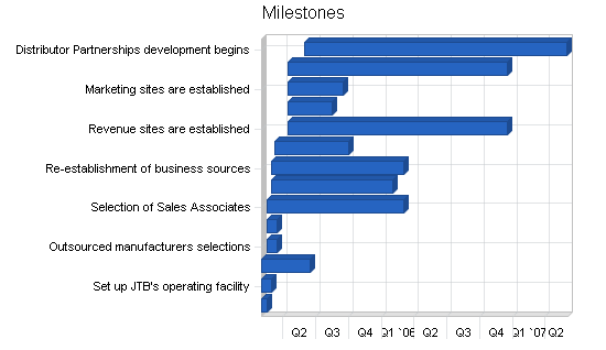 Holding company business plan, strategy and implementation summary chart image