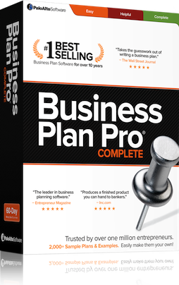 business plan pro standard